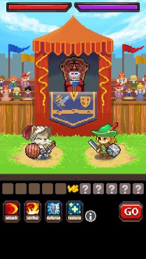 Warriors' Market Mayhem VIP : Offline Retro RPG 1.5.24 screenshots 4