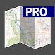 Peak District Offline Outdoor Map Pro