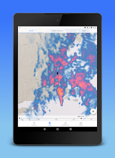 Dark Sky - Hyperlocal Weather Screenshot