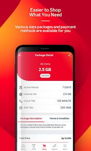 MyTelkomsel u2013 Buy Credit/Packages & Get 7.5GB 6.0.0 Screenshots 4