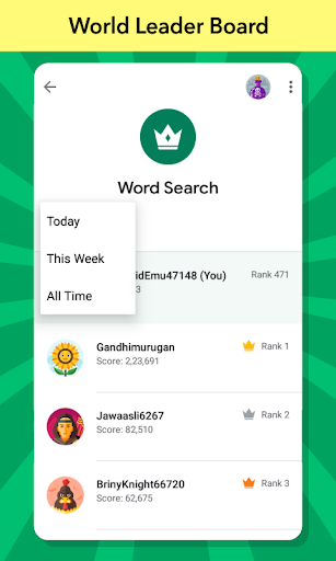 Word Search Game : Word Search 2020 Free 12.1 screenshots 24