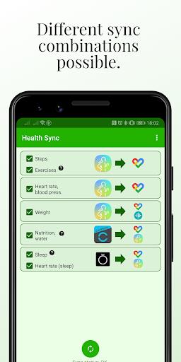 Health Sync modiapk screenshots 1