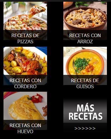 Foto do Comida Rápida - Recetas