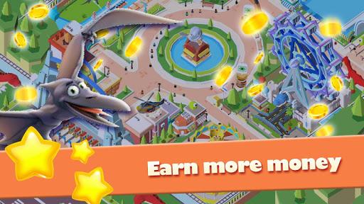 Sim Park Buildit - Dinosaur Theme Park  screenshots 3