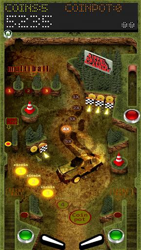 riffel pinball racing screenshot 2
