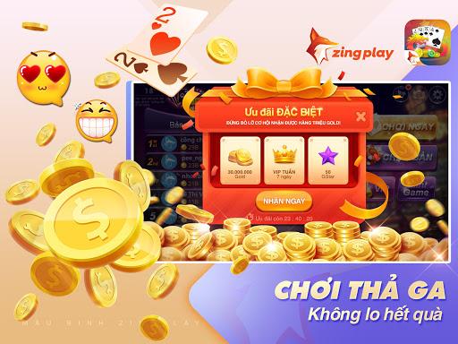 Poker VN - Mu1eadu Binh u2013 Binh Xu1eadp Xu00e1m - ZingPlay 5.12 screenshots 10