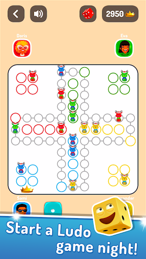 Ludo Trouble: German Parchis for the Parchis Star 2.0.26 Screenshots 12