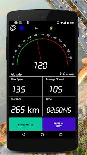GPS Speedometer - Trip Meter - Odometer 2.2.1 Screenshots 4