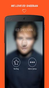 Ed Sheeran Lyrics  For Pc [free Download On Windows 7, 8, 10, Mac] 1