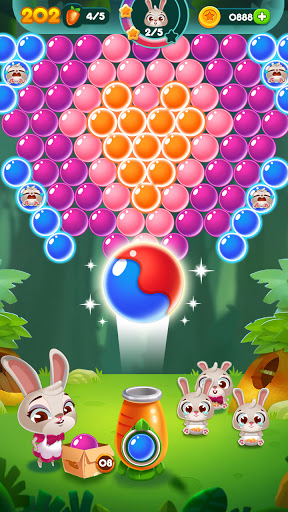 Bubble Bunny: Animal Forest 1.0.3 screenshots 4