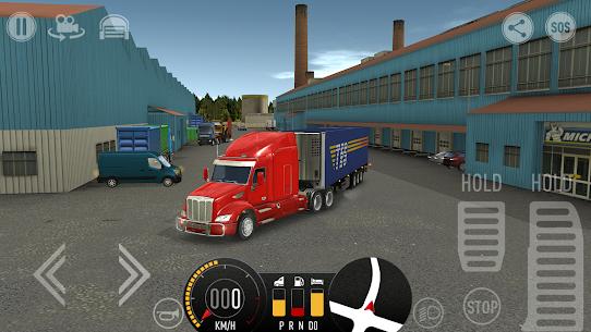 Truck World: Euro & American Tour (Simulator 2020) Mod Apk 1.19707070 (Unlimited Money/Gold) 7