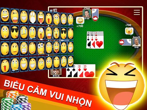 Tien Len Mien Nam - Dem La screenshots 6