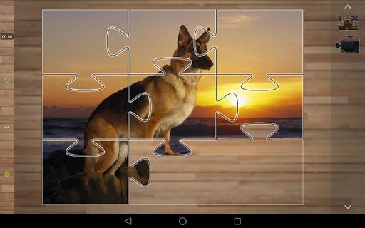 Dog Puzzle Games Free  screenshots 8