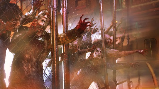 Elite Killer 3D Mod Apk: Zombie Offline Shooting (God Mode) 8