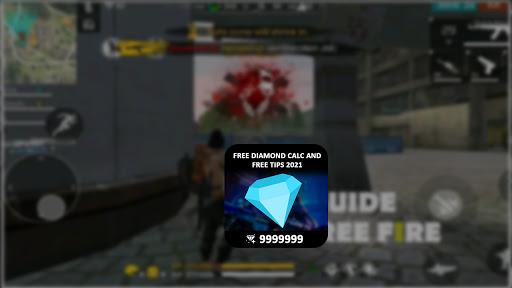 FF Master - Free Diamond Calculator and Guide 2021 screen 2
