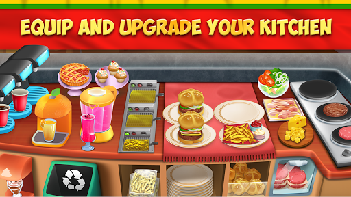 My Burger Shop 2 - Fast Food Restaurant Game  screenshots 4