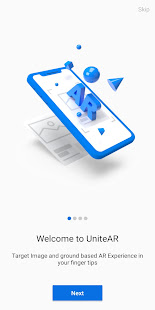 UniteAR - Augmented Reality App for everyone