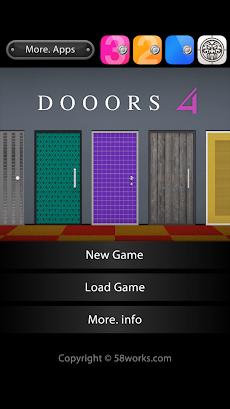 脱出ゲーム DOOORS4のおすすめ画像1