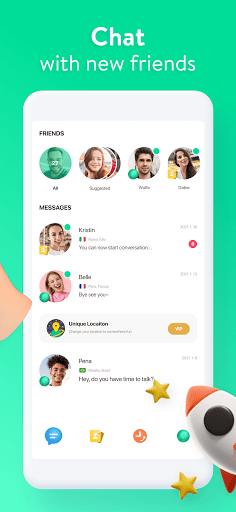 Azar - Video Chat 3.86.0 Screenshots 2