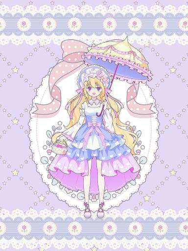Vlinder Princess - Dress Up Games, Avatar Fairy 1.3.3 screenshots 10