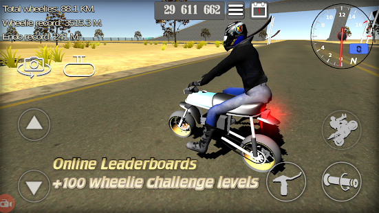 Wheelie King 3D - Realistic free  motorbike racing 1.0 Screenshots 3