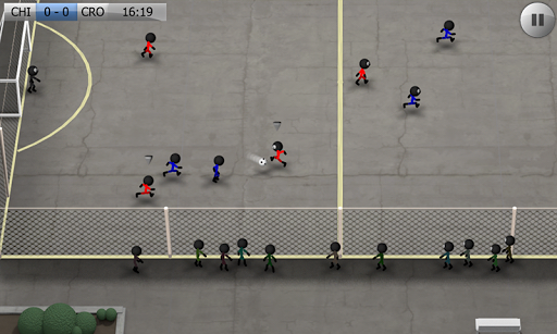 Stickman Soccer - Classic 4.0 Screenshots 3
