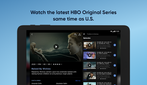 HBO GO android2mod screenshots 21