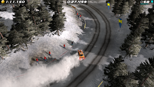 Rush Rally Origins MOD+ORIGIN APK 1.14 Unlocked Cars 5