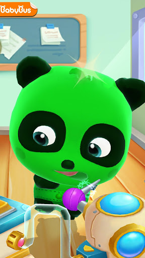 Talking Baby Panda - Kids Game  Screenshots 1