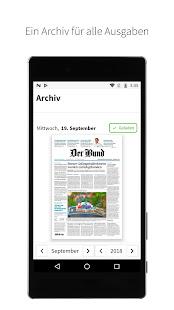 Der Bund E-Paper 5.5.1 screenshots 3