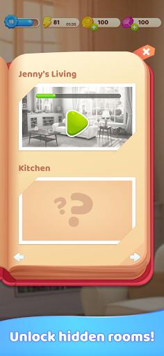 Merge Decor - House design and renovation game 1.0.9 screenshots 6