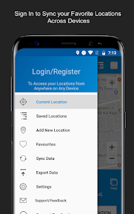 Save Location GPS Premium Apk 7.0 (Mod/Paid Features Unlocked) 9