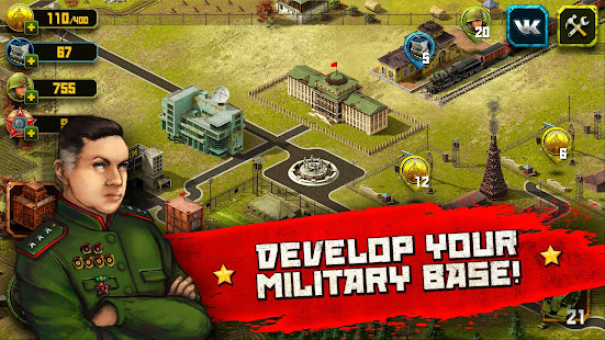 Second World War: real time strategy game! screenshots 4