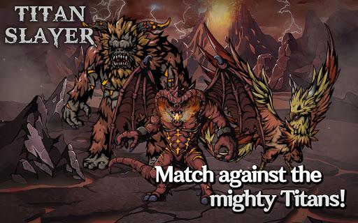 Titan Slayer: Roguelike Strategy Card Game  screenshots 2
