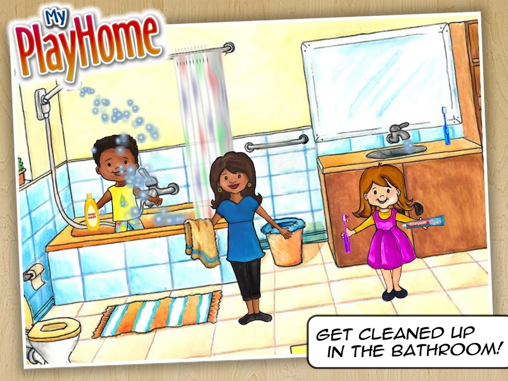 My PlayHome : Play Home Doll House  poster 0