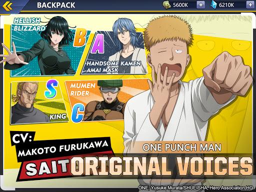 One-Punch Man: Road to Hero 2.0 2.3.2 screenshots 11