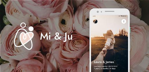Mi & Ju - Relationship Tracker for Couples APK 0