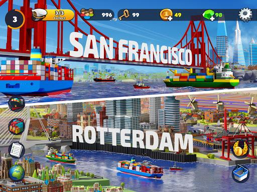 Port City: Ship Tycoon  screenshots 10