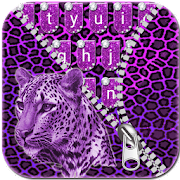 Purplecheetah Keyboard Theme