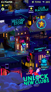 MIXMSTR - DJ Game Screenshot