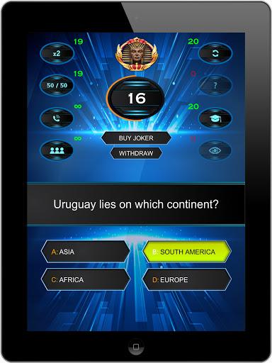 Millionaire WORLD!  Screenshots 10