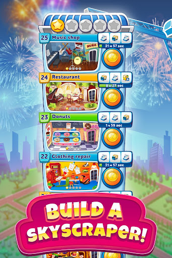 Pocket Tower: Building Game & Megapolis Kings 3.21.7 screenshots 9