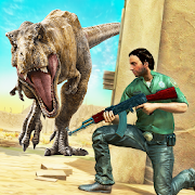 Dino Hunting Adventure: Wild Animal Shooting Games