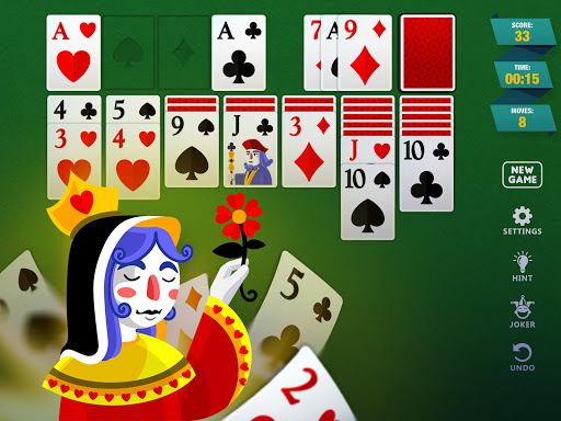 Solitaire Card Game Classic 1.0.21 screenshots 10