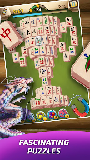 Mahjong Village 1.1.128 screenshots 1