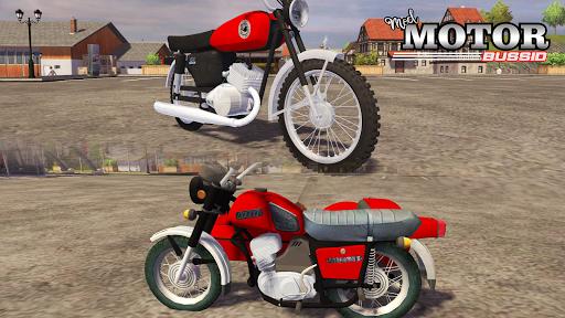Mod Motor Bussid 1.7 Screenshots 1