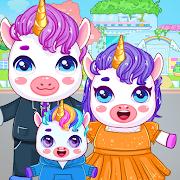 Mini Town: Unicorn Home