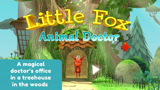 Little Fox Animal Doctor Apk Full , Little Fox Animal Doctor Games , New 2021 1