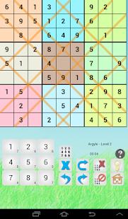 Sudoku Revolution 2 : Consecutive, King, Knight