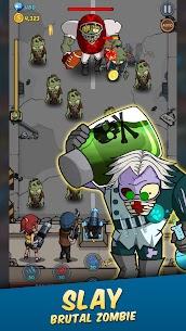 Zombie War: Idle Defense Game Mod Apk (Unlimited Money + No Ads) 5 4